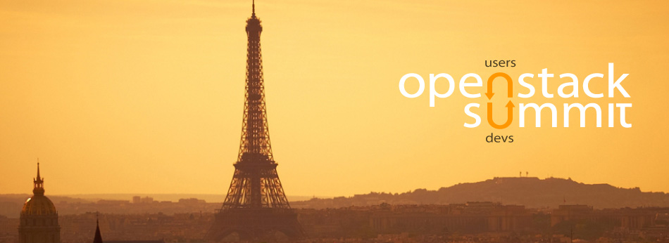 Openstack Summit Paris