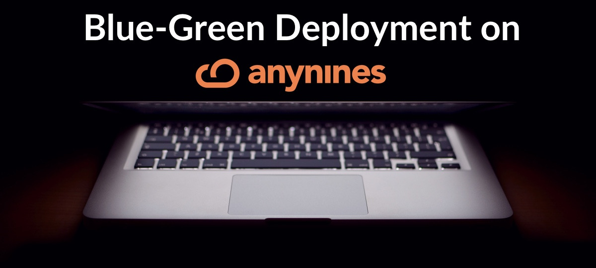 Blue-Green Deployment on anynines