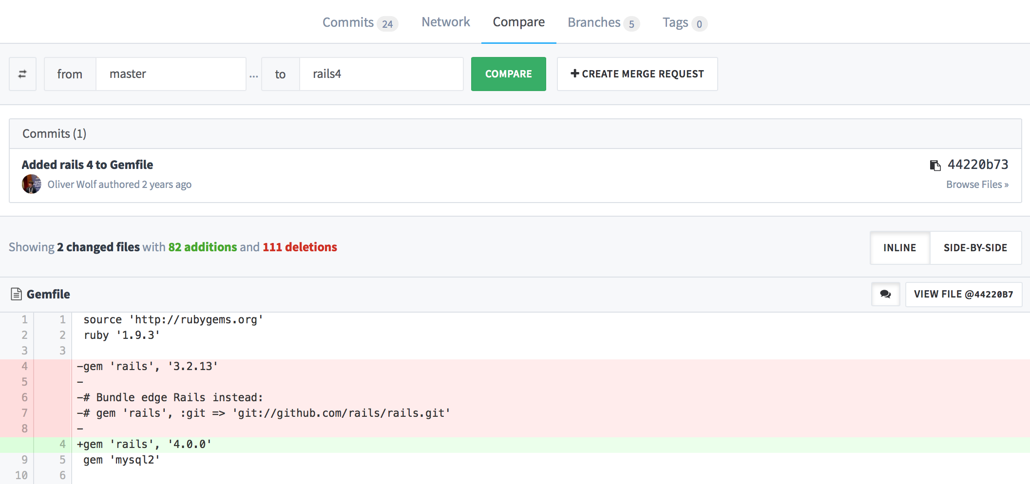 anynines_gitlab_commits_compare_inline