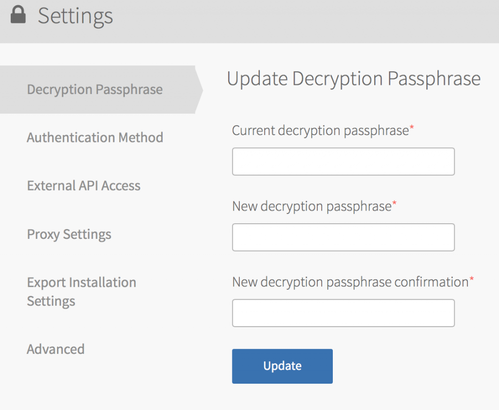 opsmanager_18_webui_settings_passphrase