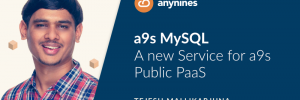 a9s MySQL Data Service fpr a9s Public PaaS Blog Post Header