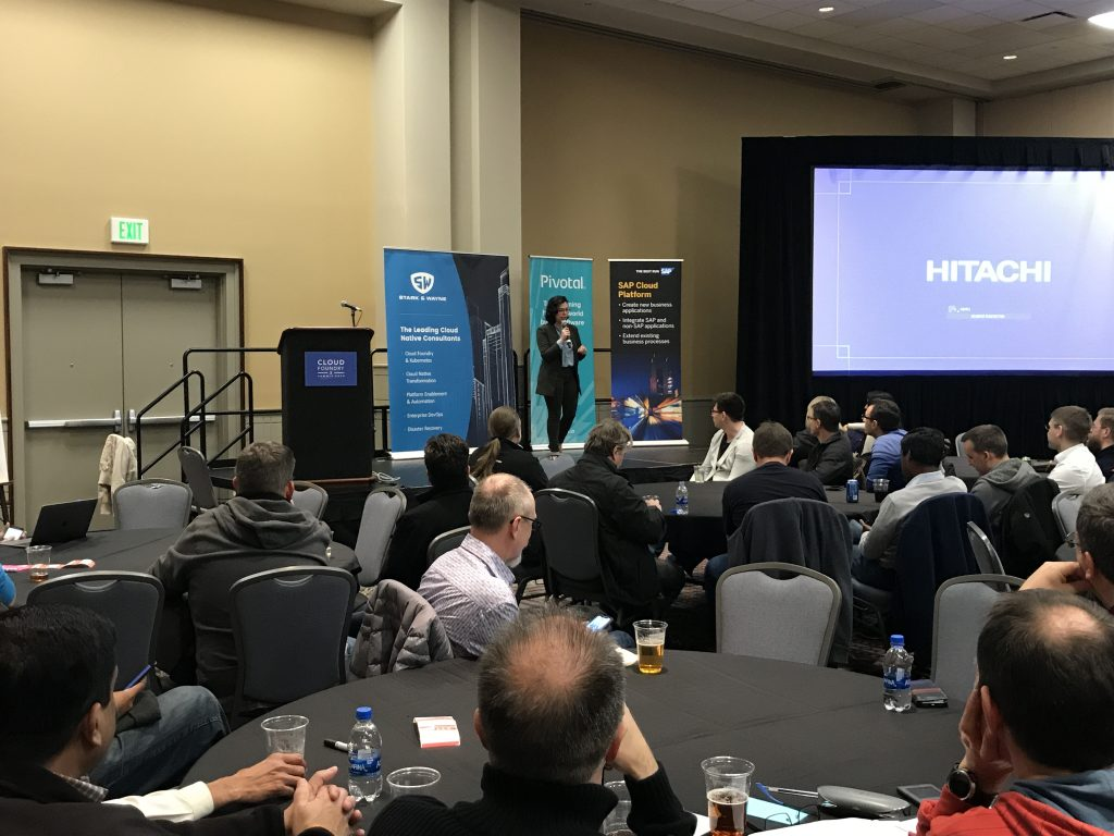 Photo Cloud Foundry Summit North America 2019 Unconference