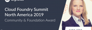 Cloud Foundry Summit USA 2019
