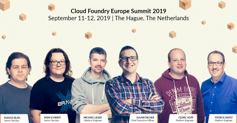a9s Speakers CF Summit EU 2019