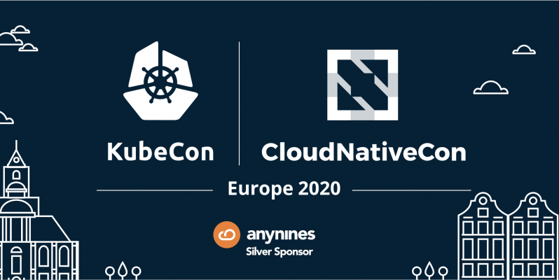 anynines at KubeCon + CloudNativeCon Europe 2020