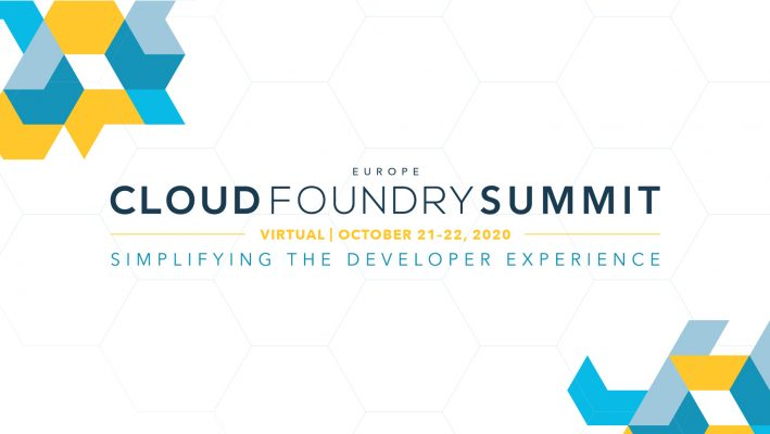 Cloud Foundry Summit EU 2020