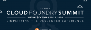 Cloud Foundry Summit Europe 2020