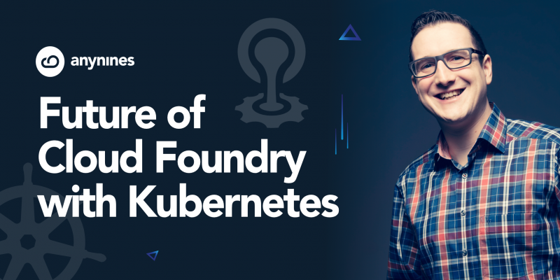 Thumbnail Julian Fischer | Future of Cloud Foundry with Kubernetes